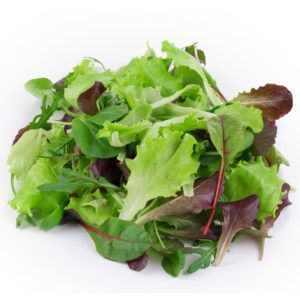 Mixed Salad Leaf
